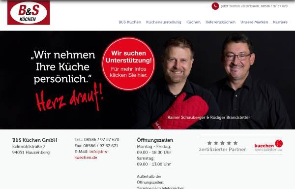 Vorschau von www.bs-kuechentreff.de, B&S Küchentreff