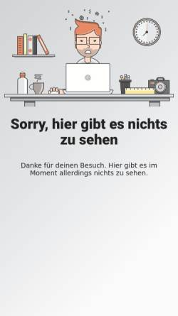 Vorschau der mobilen Webseite drice.org, drice.blog