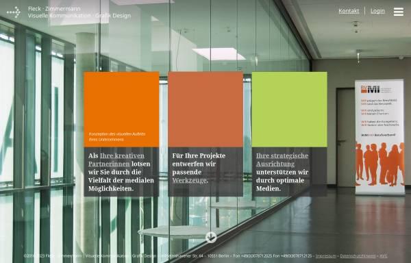 Vorschau von www.fz-design.de, Fleck und Zimmermann Design