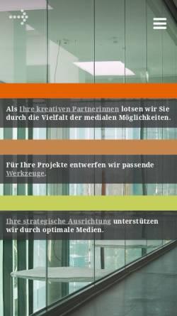 Vorschau der mobilen Webseite www.fz-design.de, Fleck und Zimmermann Design