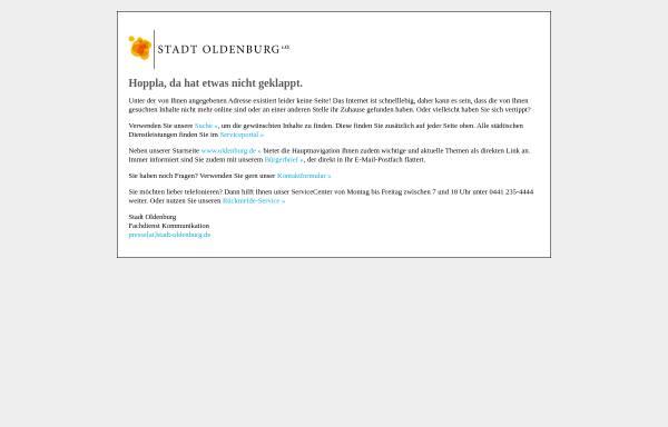 Vorschau von www.oldenburg.de, Oldenburger Lambertimarkt - Stadt Oldenburg