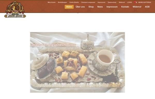 Vorschau von el-salam.com, EL-Salam