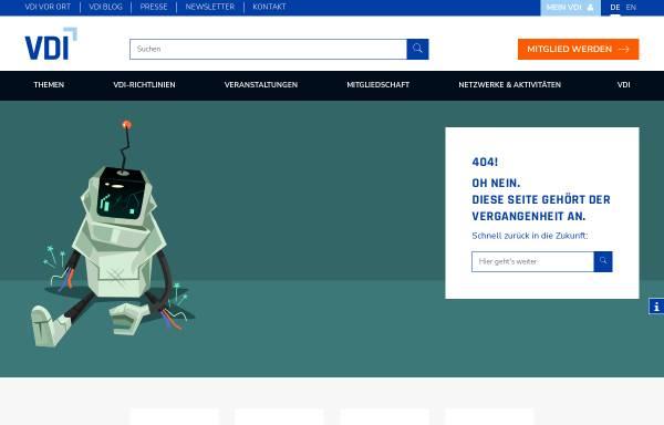 Vorschau von www.suj-berlin.de, VDI Studenten und Jungingenieuren in Berlin