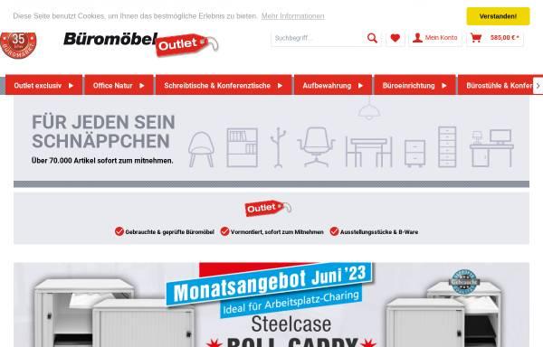 Konkurshalle24 - Heyne Büromarkt GmbH in Stuttgart: Gebrauchte ...