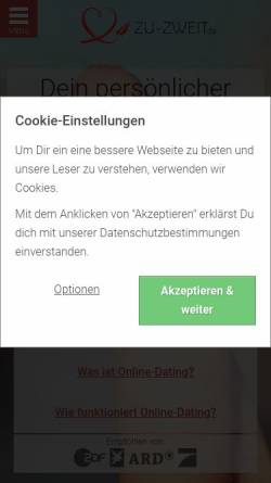 Dating-Website-Businessplan Vorlage