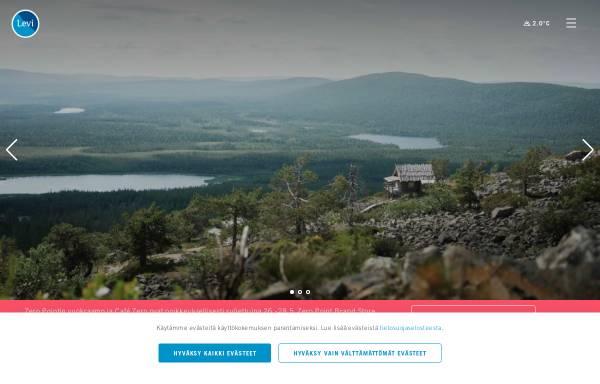 Vorschau von www.levi.fi, Levi
