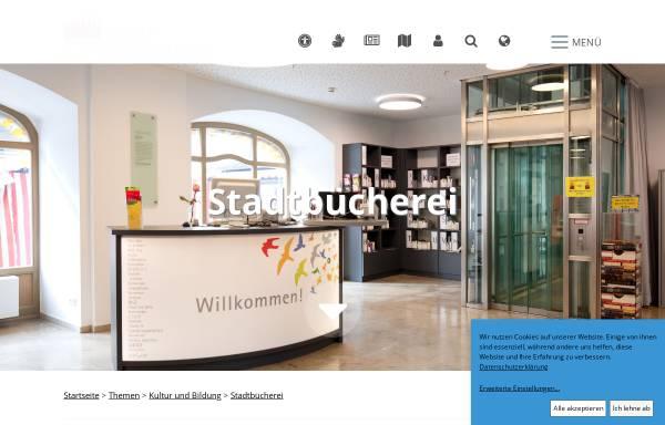 Vorschau von www.stadtbuecherei-wuerzburg.de, Unser Wuerzburg Blog
