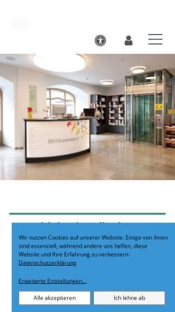 Vorschau der mobilen Webseite www.stadtbuecherei-wuerzburg.de, Unser Wuerzburg Blog