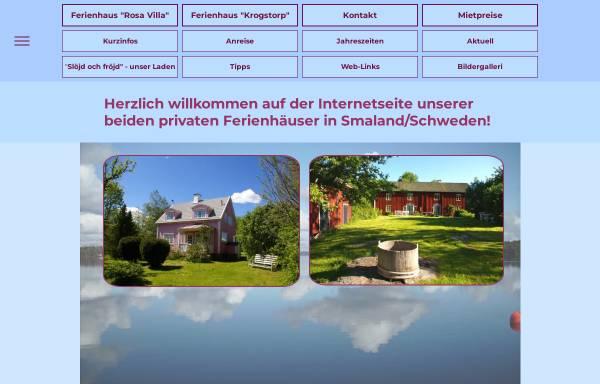 Vorschau von www.smaland-villa.de, Smaland-Villa