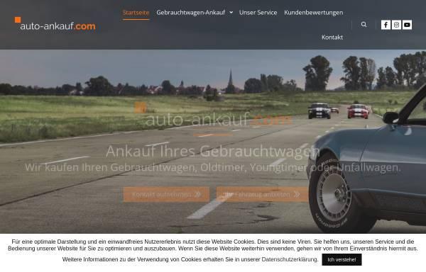 Vorschau von www.auto-ankauf.com, Autoankauf - Auto-Bodenheimer GmbH