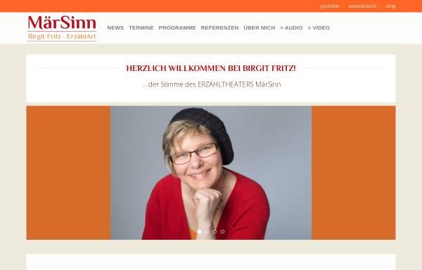 Vorschau von www.maersinn.de, Märsinn