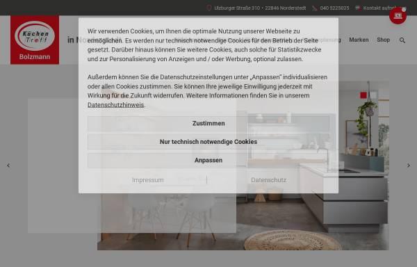 vorschau von www kuechen team de kuchen team gerold bolzmann kg