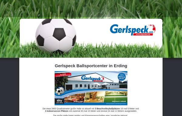 Vorschau von www.gerlspeck.com, Sport und Mode Gerlspeck GmbH