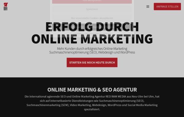 Vorschau von www.neubauer-daniel.de, Full Media Design, Daniel Neubauer