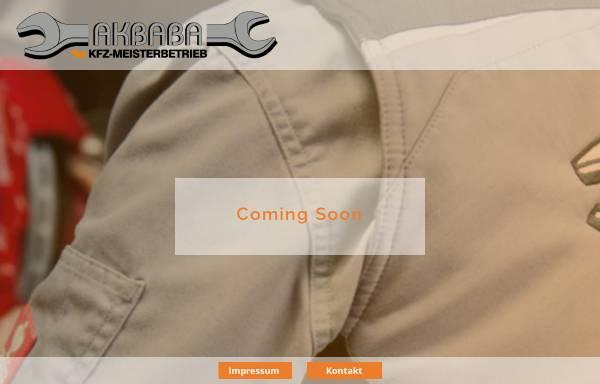 Vorschau von www.1akfz.de, Akbaba Kfz Reparatur- und Handels GmbH & Co. KG