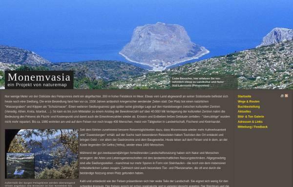 Vorschau von www.monem.naturemap.de, Monemvasia [Jörg Wenke]