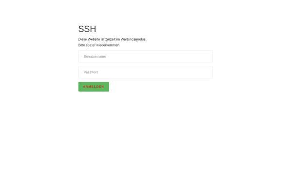 Vorschau von ssh-saengerbund.de, Sängerbund Schleswig-Holstein e.V.