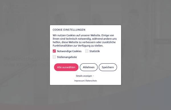 Vorschau von www.rkk-lok.de, Regionalverbund kirchlicher Krankenhäuser
