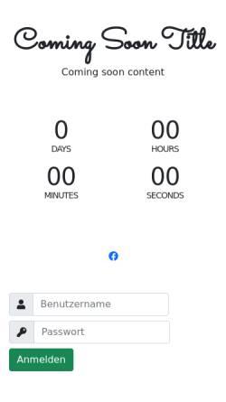 Vorschau der mobilen Webseite www.ml-fotografie.de, ML-Fotografie