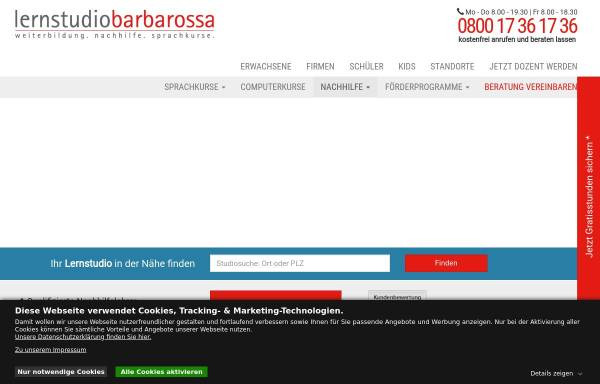 Vorschau von www.nachhilfedirektundgut.de, Nachhilfe Direkt