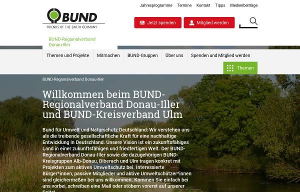 Vorschau von www.bund-ulm.de, BUND (Umweltschutz)