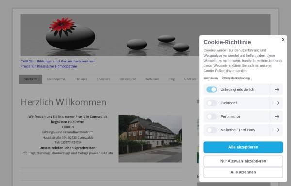 Vorschau von www.chiron-net.de, Chiron