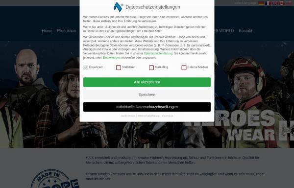 Vorschau von www.haix.com, Haix Schuhe Produktions & Vertriebs GmbH
