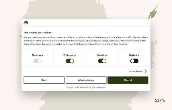 Vorschau von www.pefc.lu, PEFC Luxemburg a.s.b.l. - Fir eis Bëscher vu muer