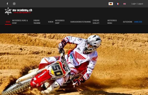 Vorschau von www.mx-academy.ch, ChrisMoeckli Trading GmbH