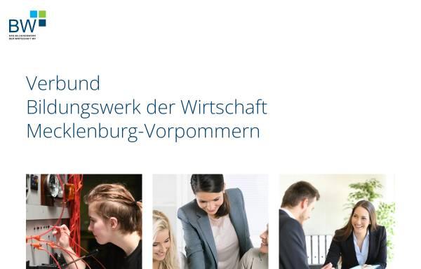 Vorschau von www.bildungswerk-wirtschaft.de, Bildungswerk der Wirtschaft