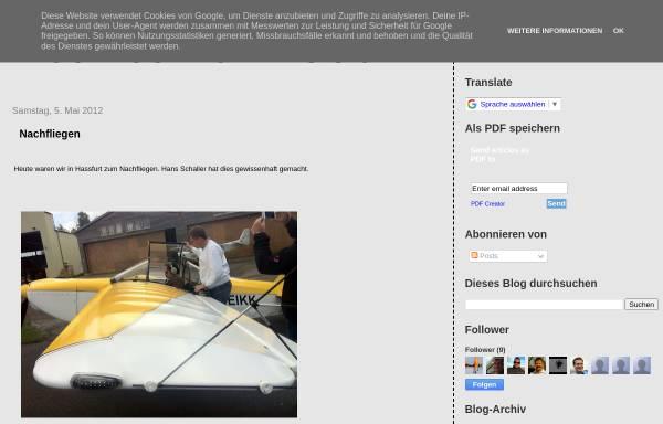 Vorschau von rans-s-9.blogspot.com, Bautagebuch einer Rans S 9