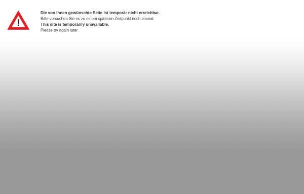Vorschau von www.meckpommis-heimat.de, Meckpommis Heimat