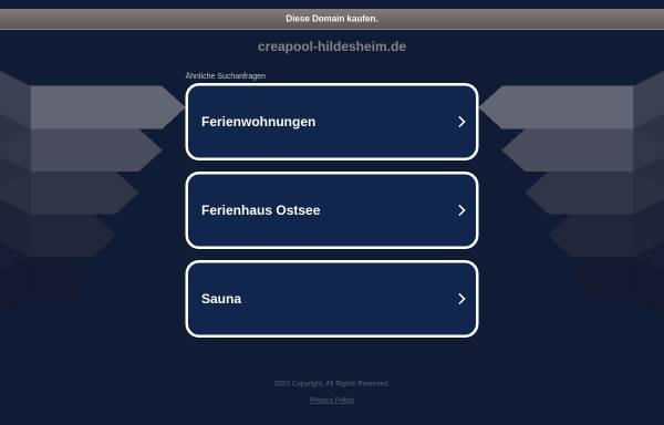 Vorschau von www.creapool-hildesheim.de, Schröder, Dirk