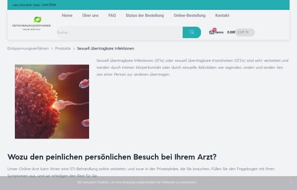 Vorschau von www.proviteahuman24h.de, Pro vitea human 24h