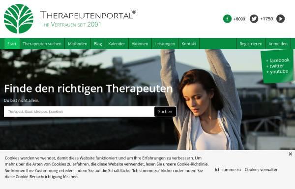 Vorschau von www.alternativ-heilen.net, Alternativ-Heilen