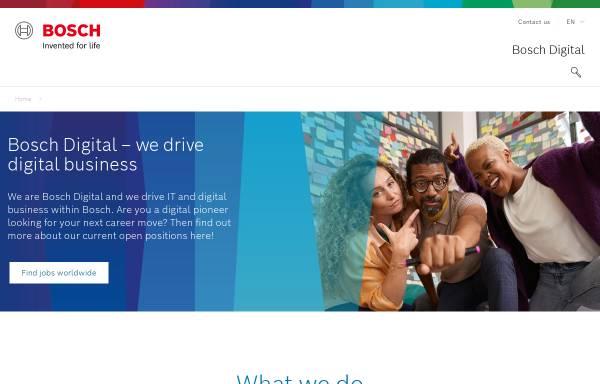 Vorschau von www.bosch-si.com, Bosch Software Innovations GmbH