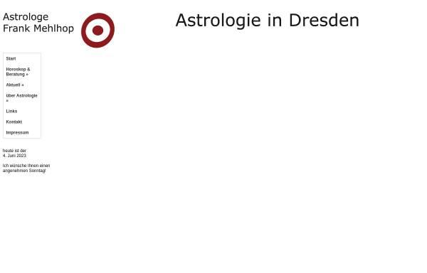 Vorschau von www.astrologie-dresden.de, Astrologie in Dresden