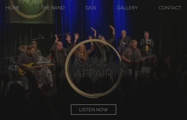 Vorschau von www.soul-affair.de, Soul Affair