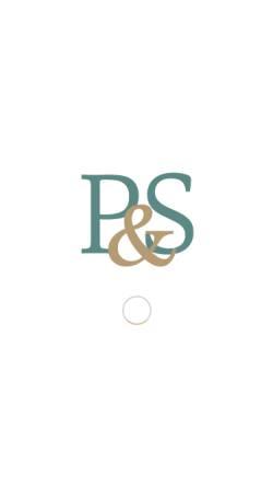 Vorschau der mobilen Webseite www.punds.org, Psychotherapie und Seelsorge