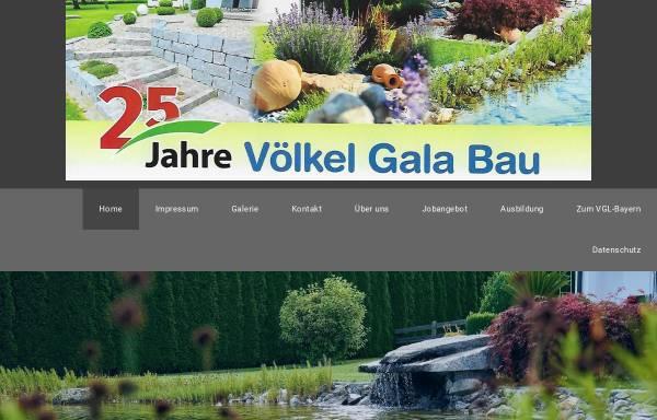 Vorschau von galabau-voelkel.de, Garten- und Landschaftsbau Völkel