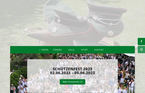 Vorschau von www.bsv-druepplingsen.de, Bürgerschützenverein Drüpplingsen 1924 e.V.