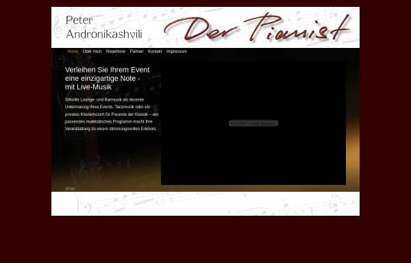 Vorschau von www.der-pianist.net, Der Pianist