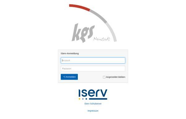 Vorschau von www.kgs-neustadt.de, Kooperative Gesamtschule Neustadt am Rübenberge