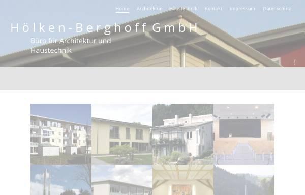 Vorschau von www.planerwerkstatt.de, Planerwerkstatt Hölken - Berghoff