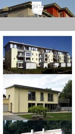 Vorschau der mobilen Webseite www.planerwerkstatt.de, Planerwerkstatt Hölken - Berghoff