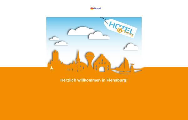Vorschau von www.hostel-flensburg.de, Hostel Flensburg