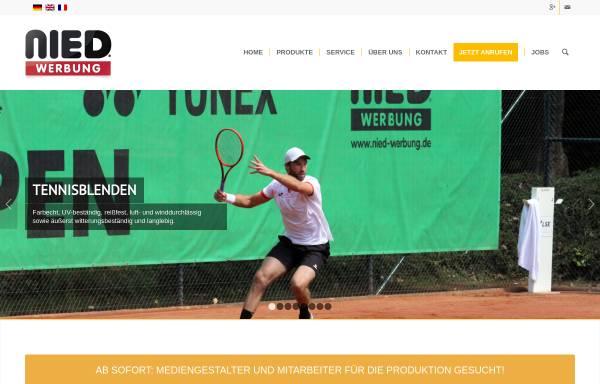 Vorschau von www.nied-werbung.de, Nied Kunststoff-Textil KG