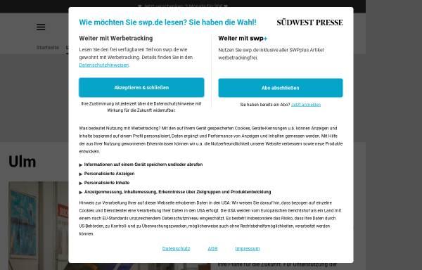 Vorschau von www.swp.de, Südwest aktiv