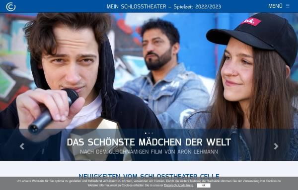Vorschau von www.schlosstheater-celle.de, Schlosstheater Celle