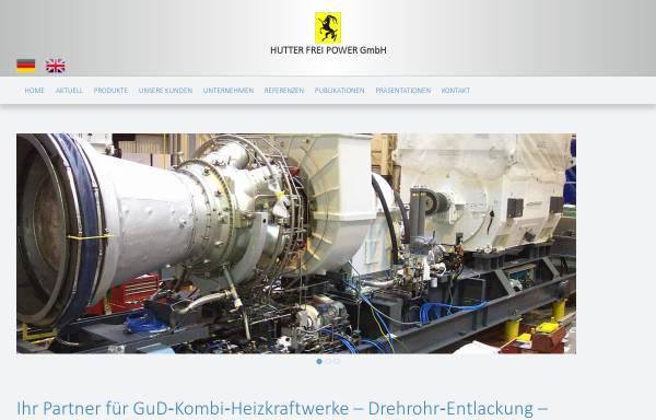 Vorschau von www.hutter-frei.com, Hutter Frei Power Generation GmbH